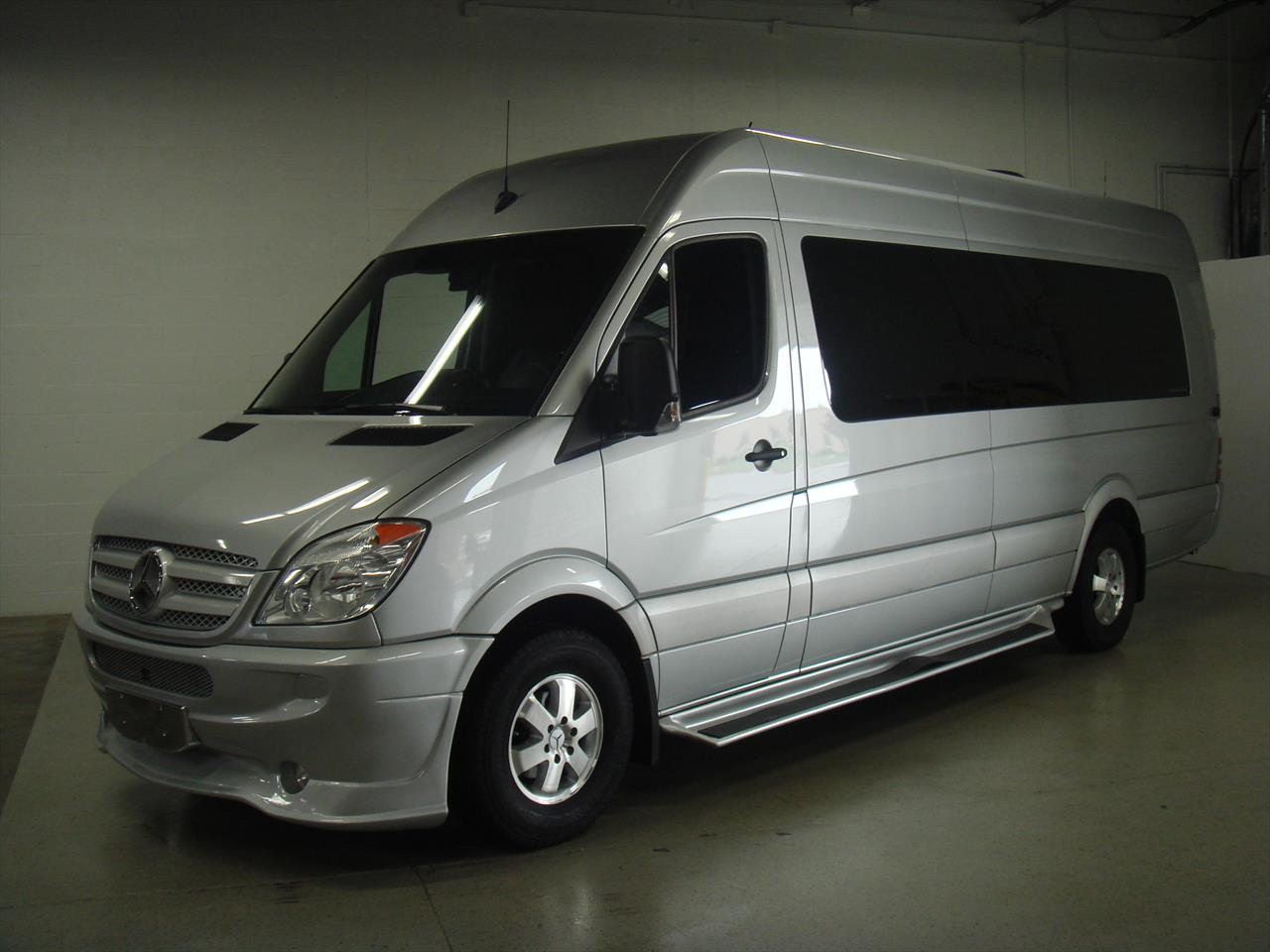 2010 mercedes benz sprinter 2500 for 2010 mercedes benz 2500
