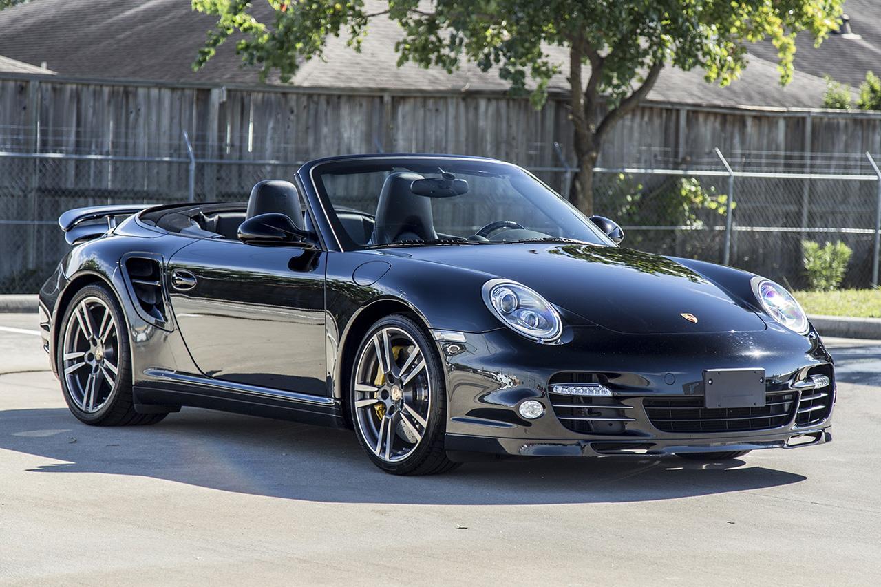 2012 porsche 911 turbo s cabriolet
