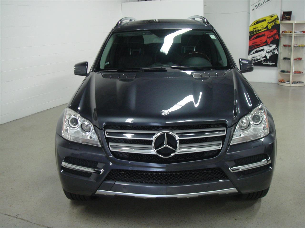2011 mercedes benz gl 450 for Mercedes benz gl 2011