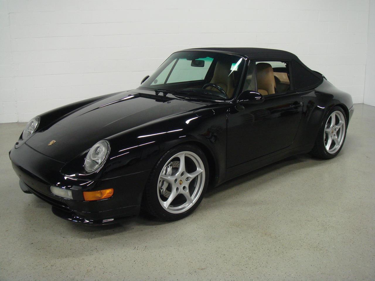 1996 porsche 911 c4 cabriolet. Black Bedroom Furniture Sets. Home Design Ideas