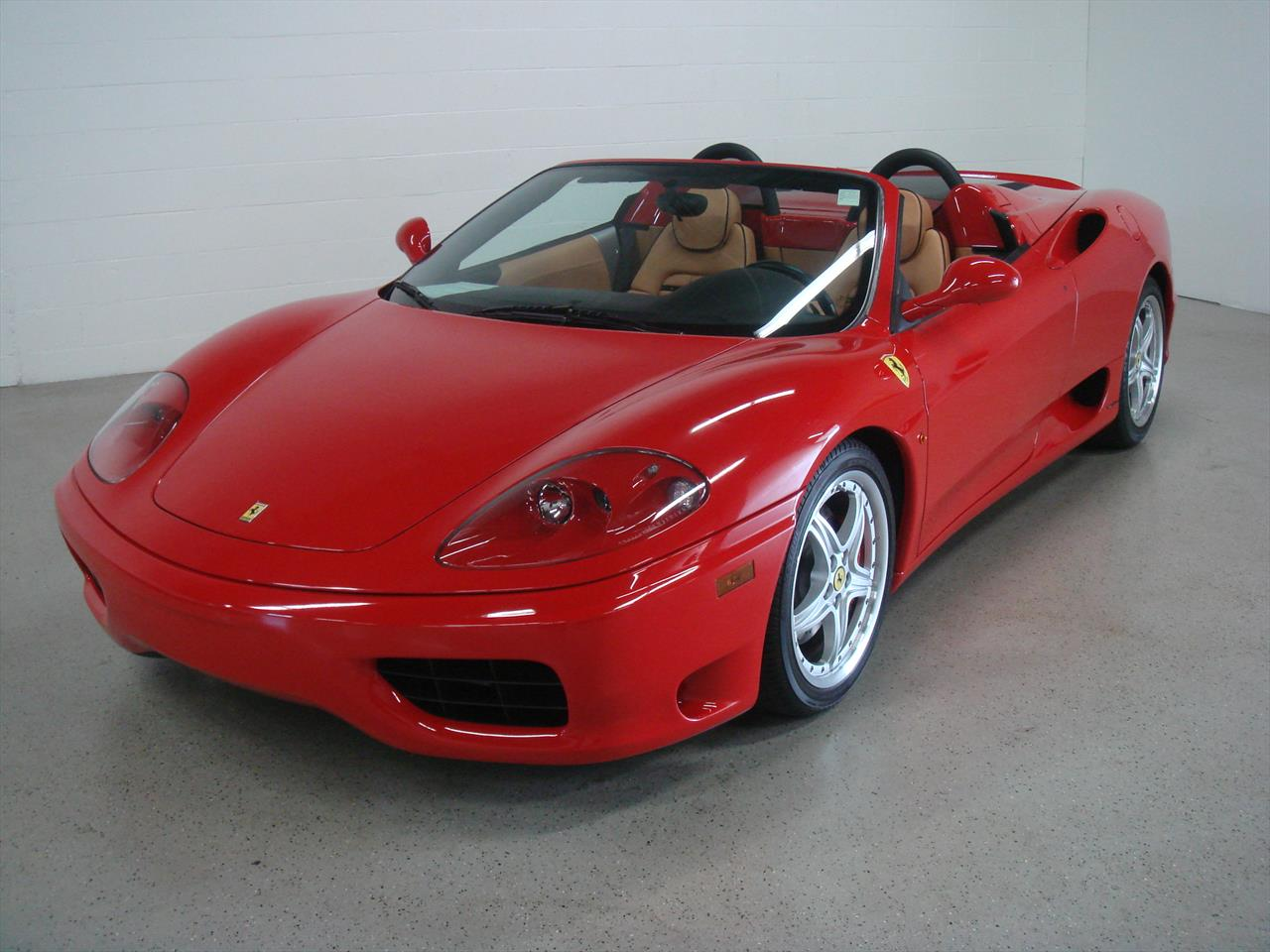 2004 Ferrari 360 Spider SPIDER
