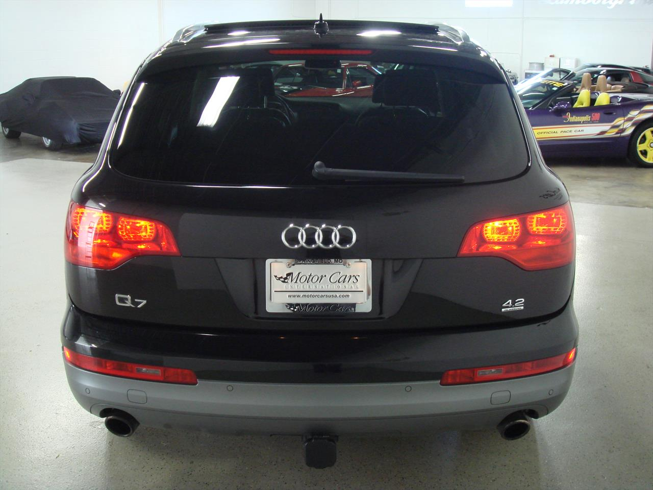2007 audi q7 3 0t quattro tiptronic. Black Bedroom Furniture Sets. Home Design Ideas
