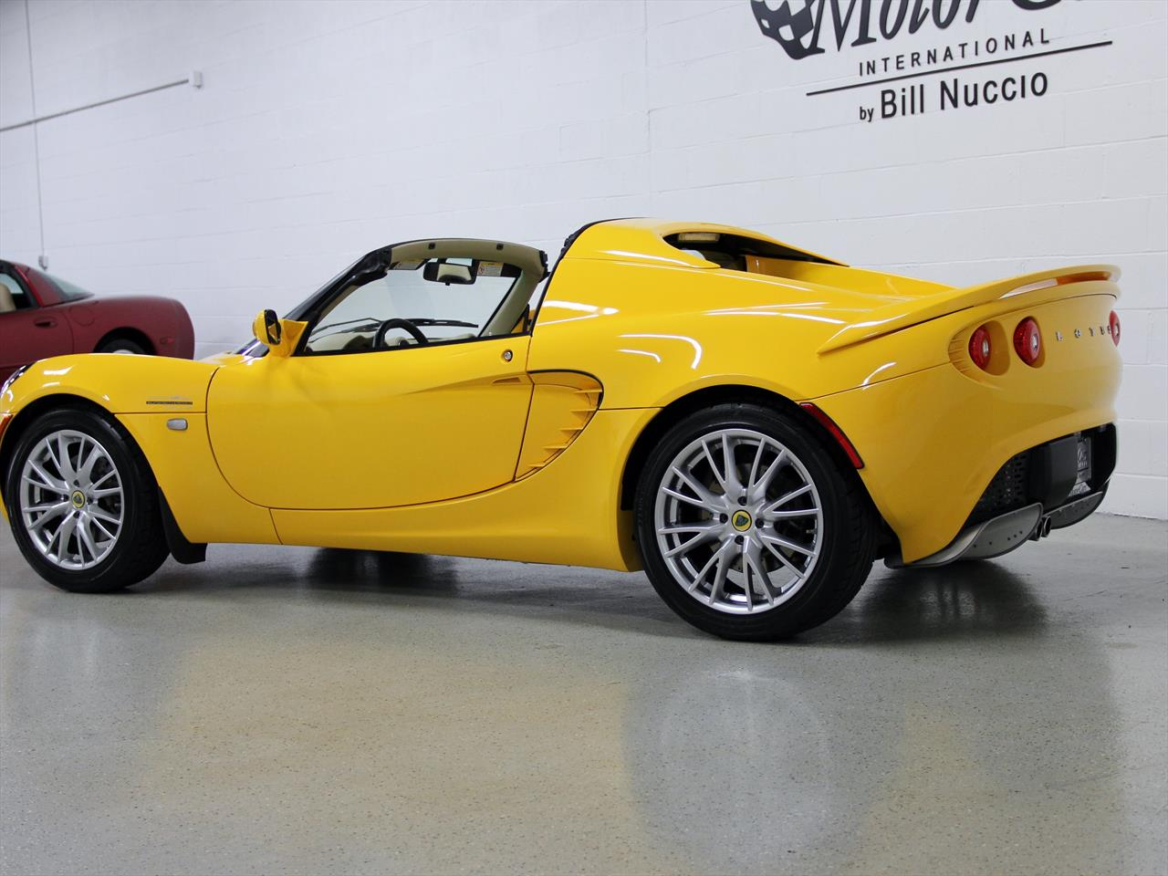 2008 lotus elise california edition