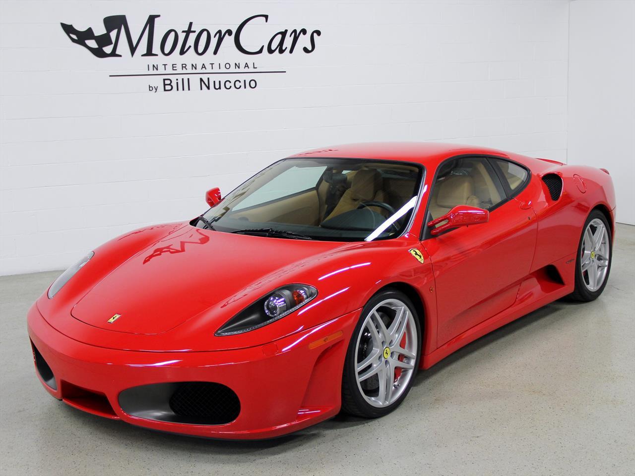 2007 Ferrari  430 Coupe