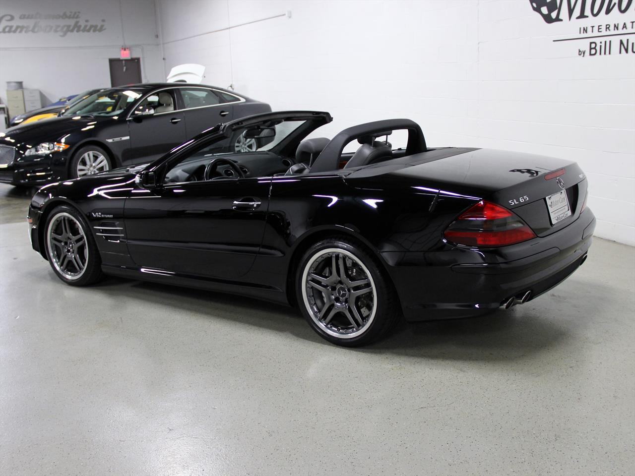 2005 mercedes benz sl 65 amg for Mercedes benz sl500 amg