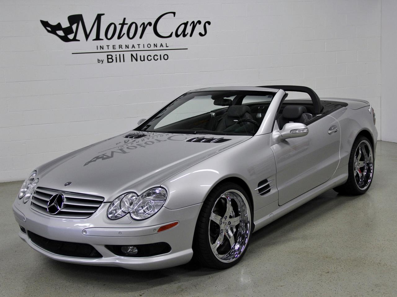 2003 mercedes benz sl55 amg. Black Bedroom Furniture Sets. Home Design Ideas
