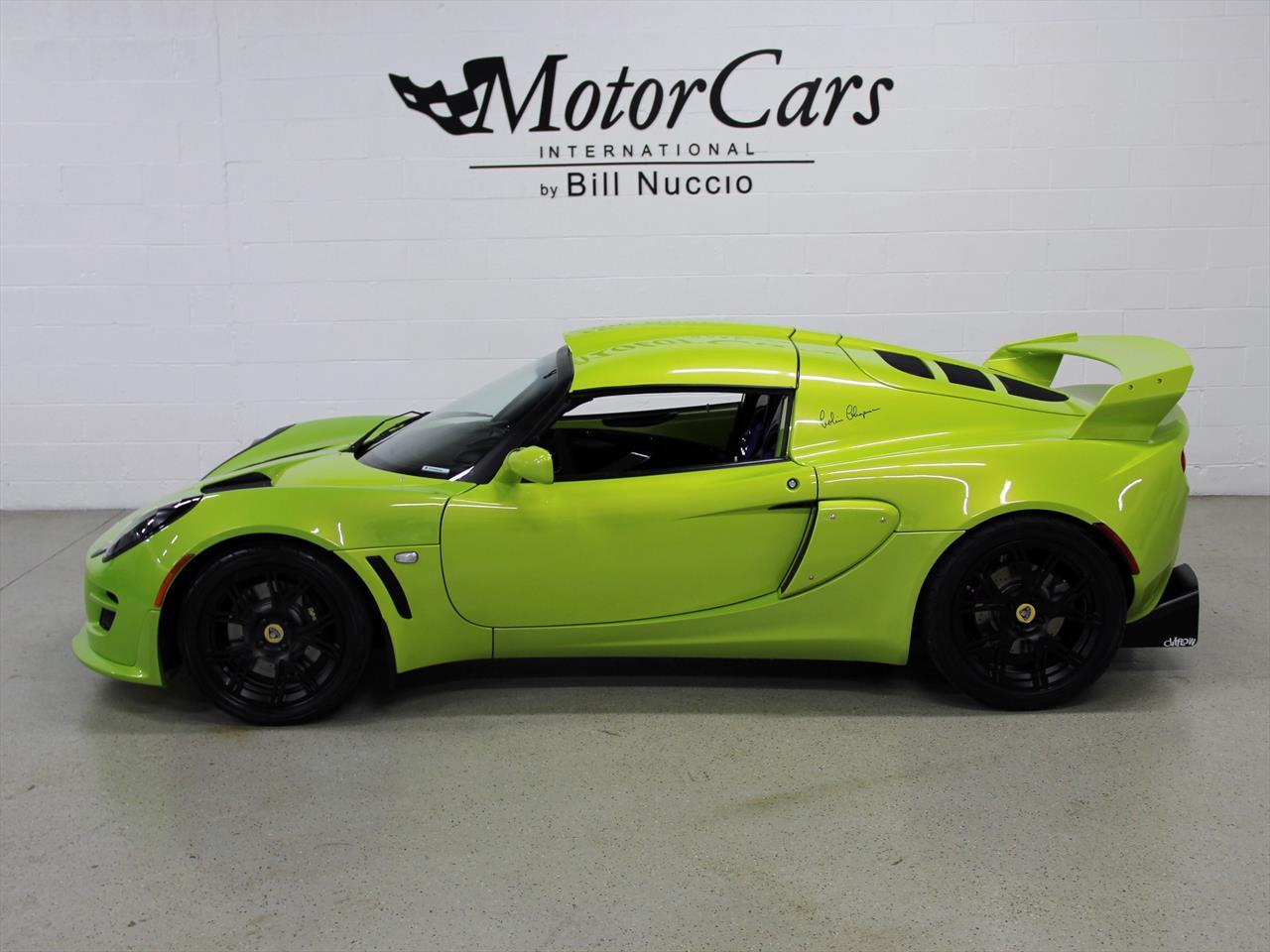 2011 Lotus Exige S 260 Final Edition