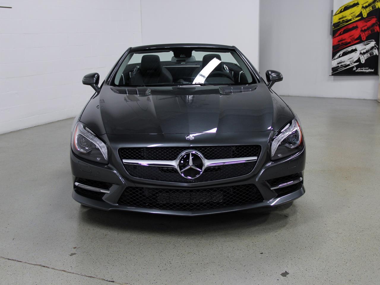 2014 mercedes benz sl 550 roadster for Mercedes benz sl 550