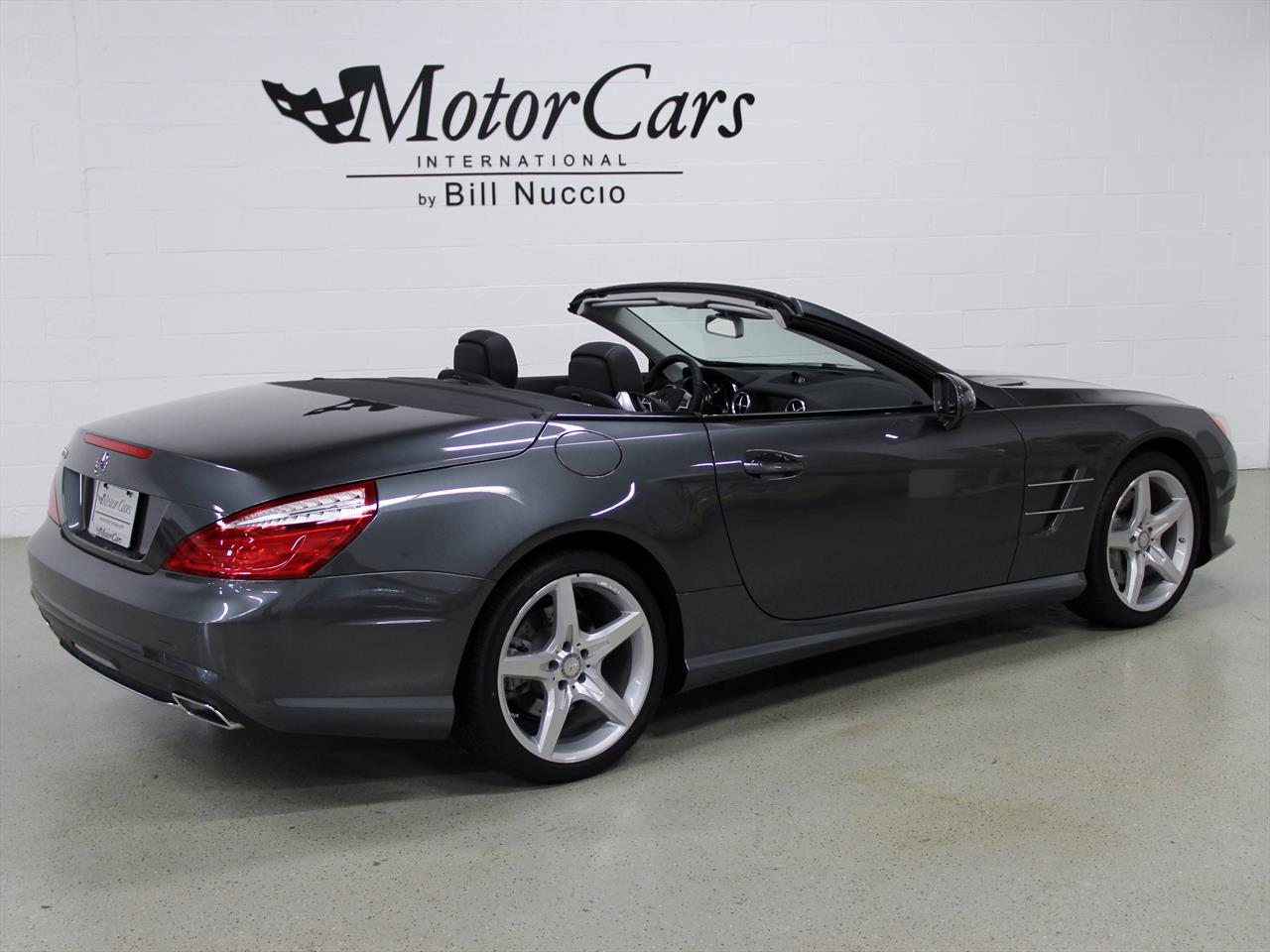 2014 mercedes benz sl 550 roadster for Mercedes benz sl roadster