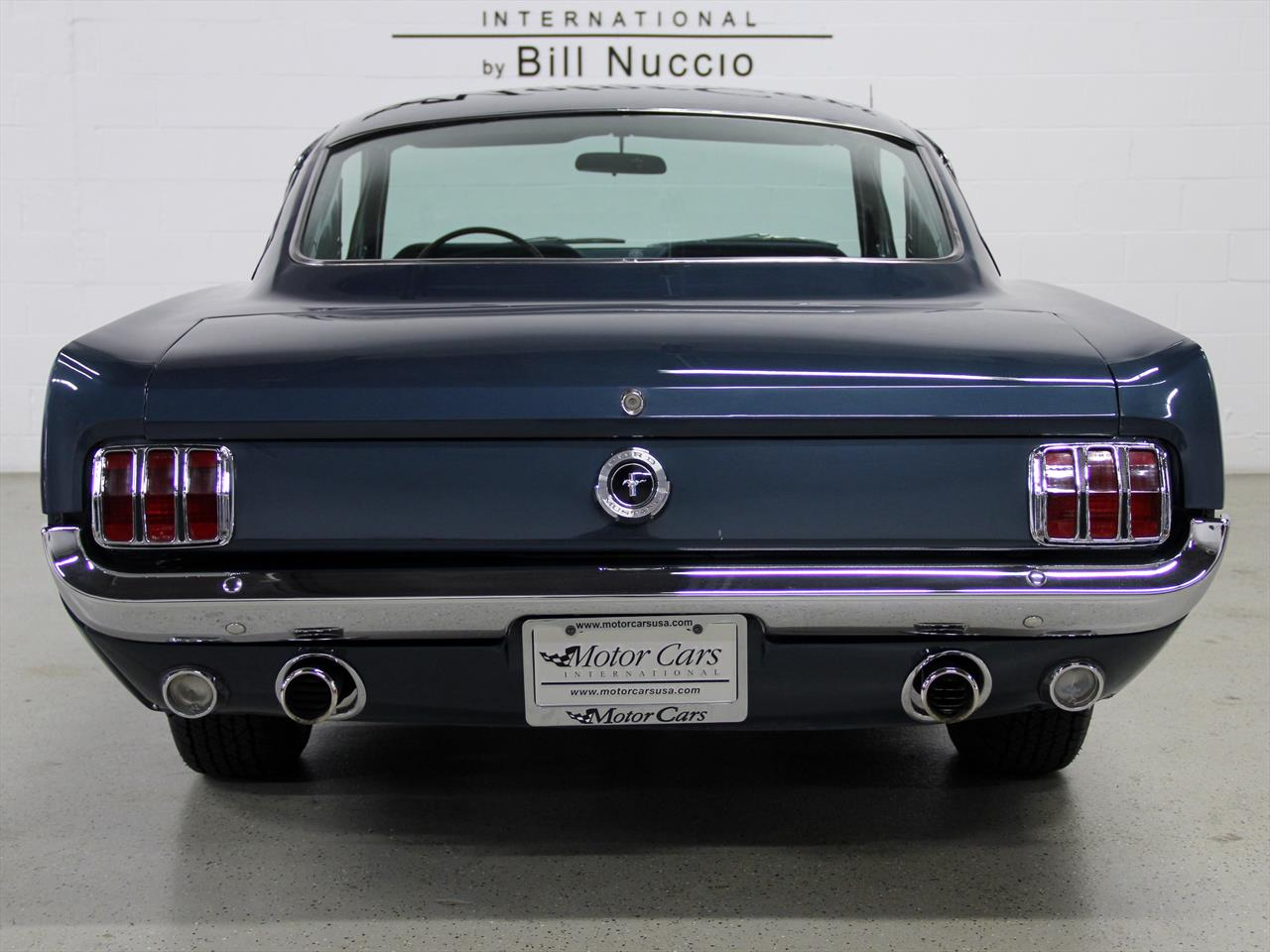 1965 Ford Mustang Gt Fastback 1970