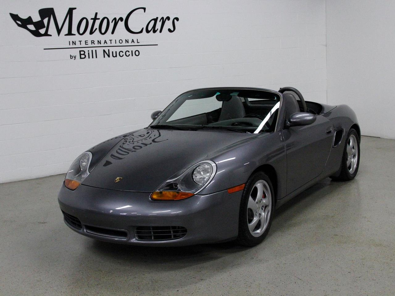 2001 Porsche Boxster S Limited Edition
