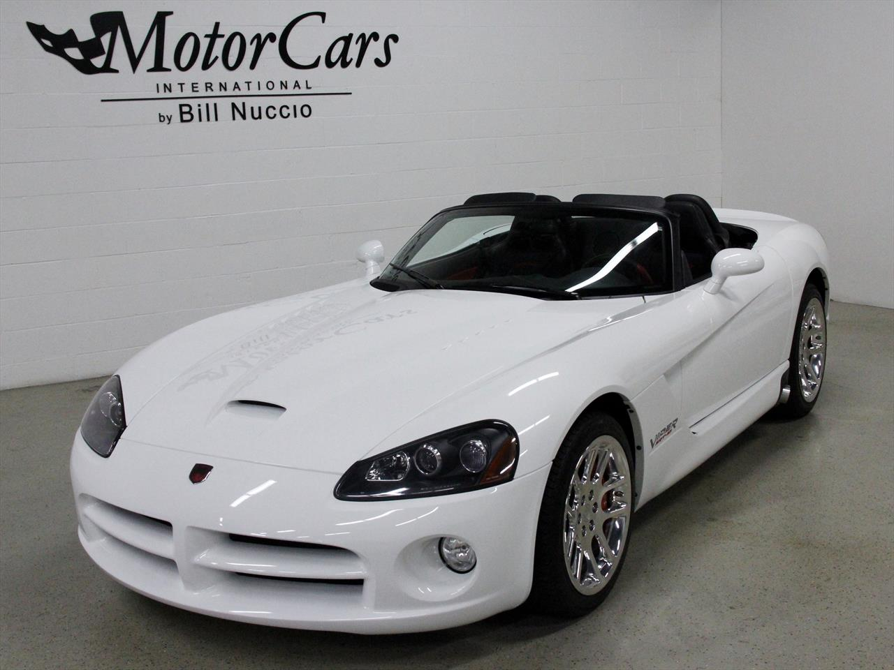 2004 Dodge Viper SRT 10 Mamba Edition