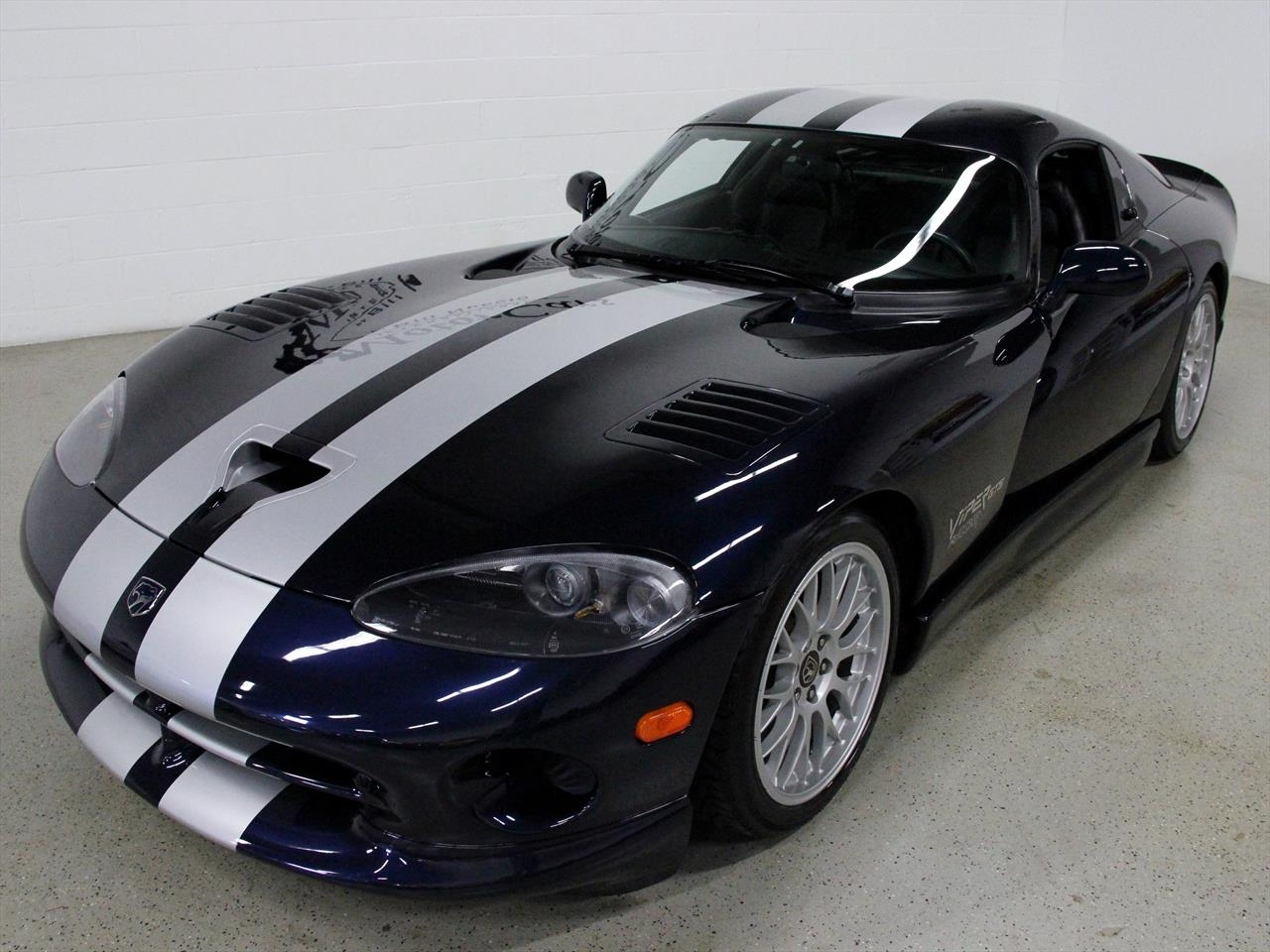 2001 dodge viper gts acr. Black Bedroom Furniture Sets. Home Design Ideas