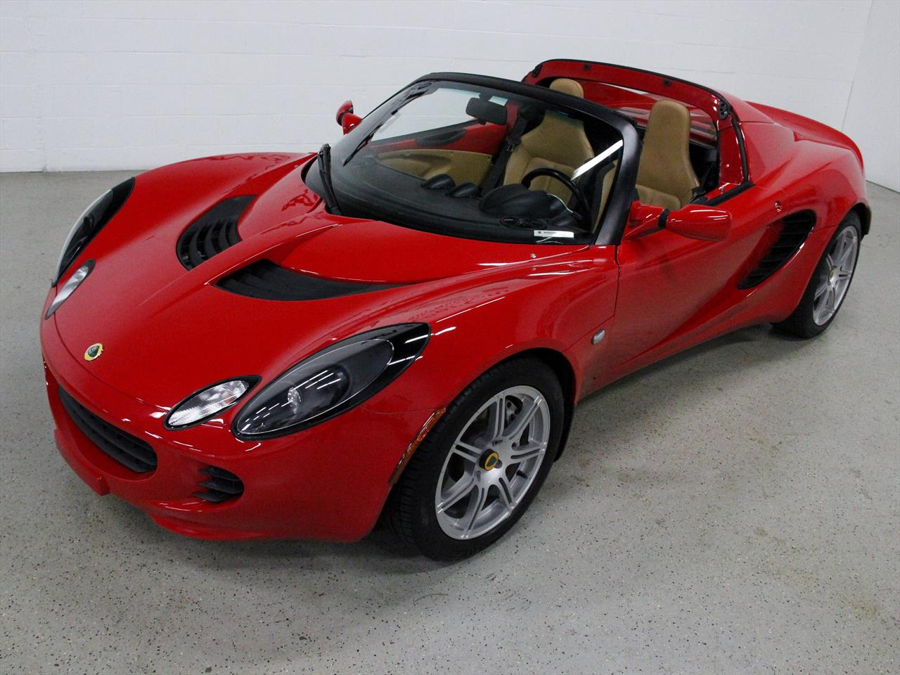 2005 lotus elise. Black Bedroom Furniture Sets. Home Design Ideas