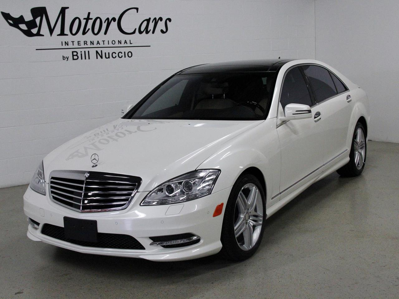 2013 mercedes benz s550 4matic