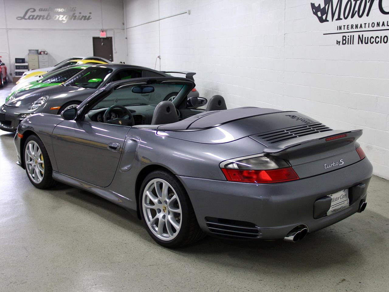 2005 porsche 911 turbo s cabriolet. Black Bedroom Furniture Sets. Home Design Ideas