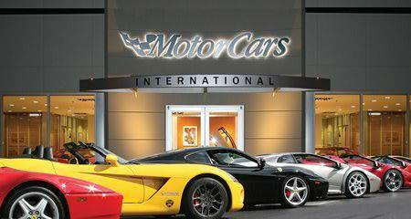 International Exotic And Luxury Auto Sales