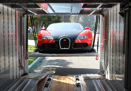 Exotic Car Transport