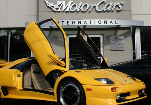Motorcars International Dealership Springfield Mo