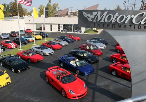 Motorcars International Springfield Missouri