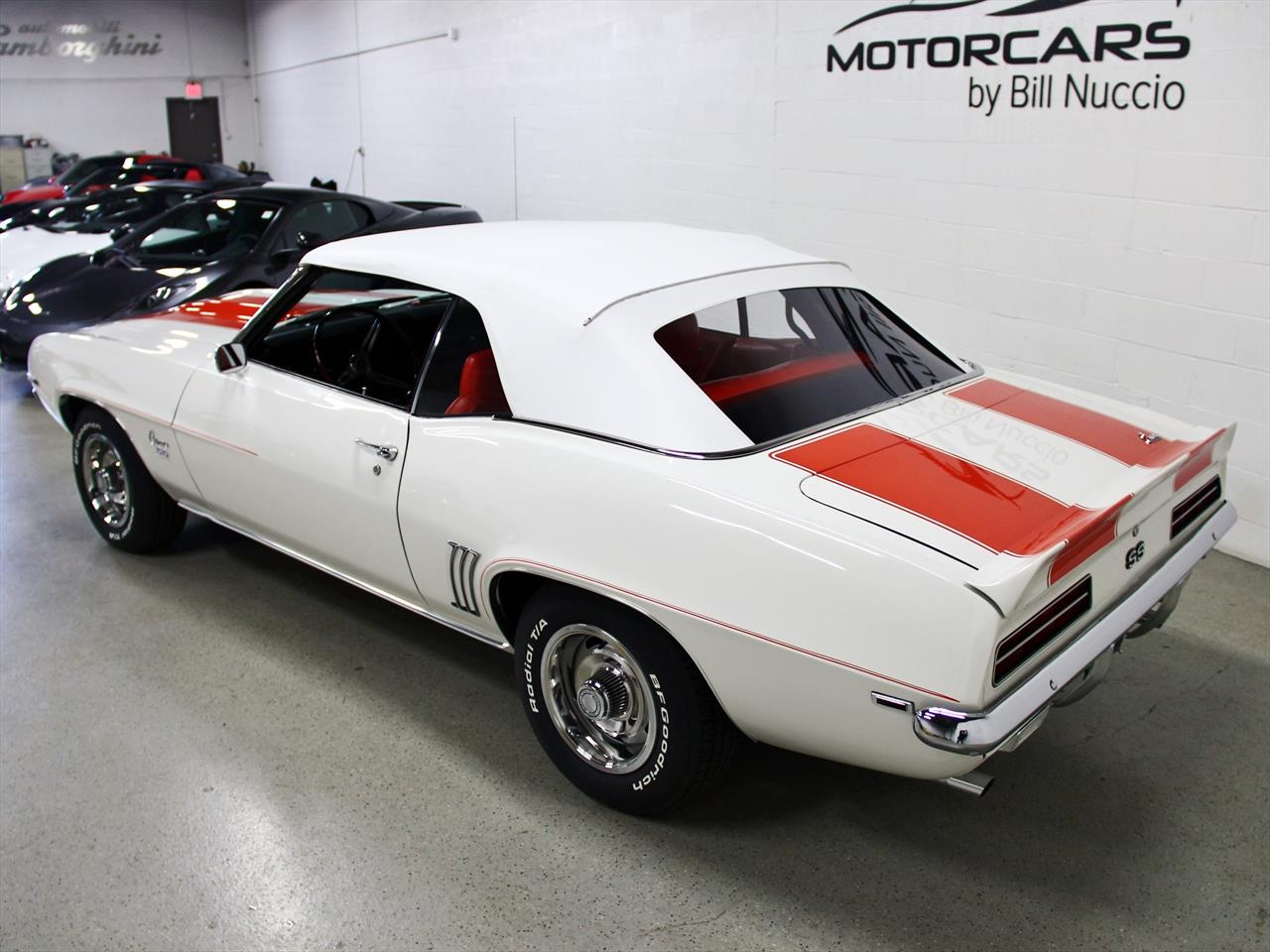 1969 chevrolet camaro pace car convertible. Black Bedroom Furniture Sets. Home Design Ideas