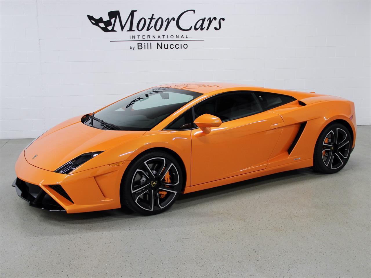 2013 Lamborghini Gallardo Lp560 4 Coupe
