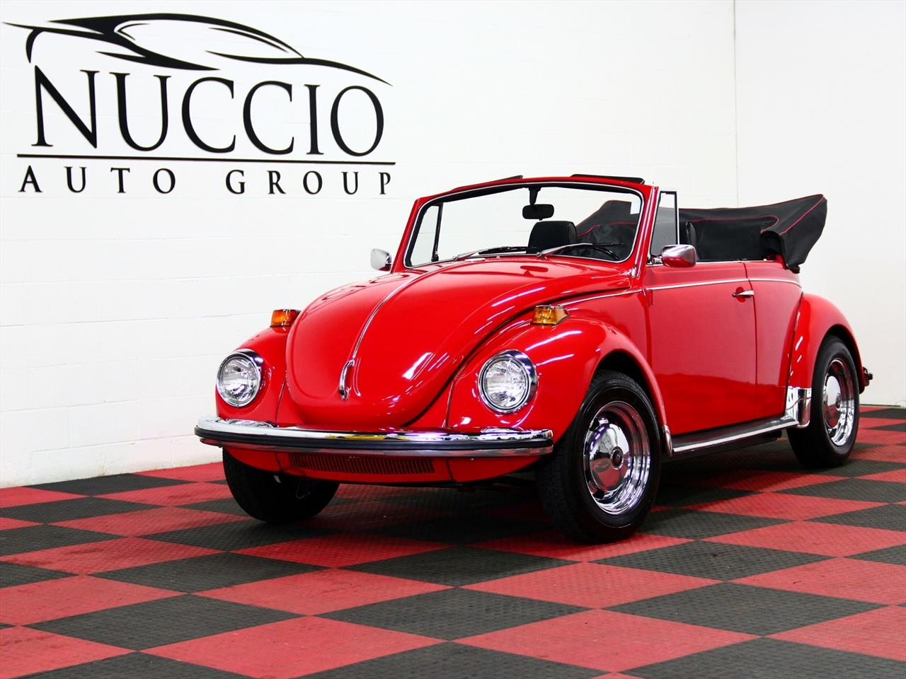1971 Volkswagen Super Beetle Convertible