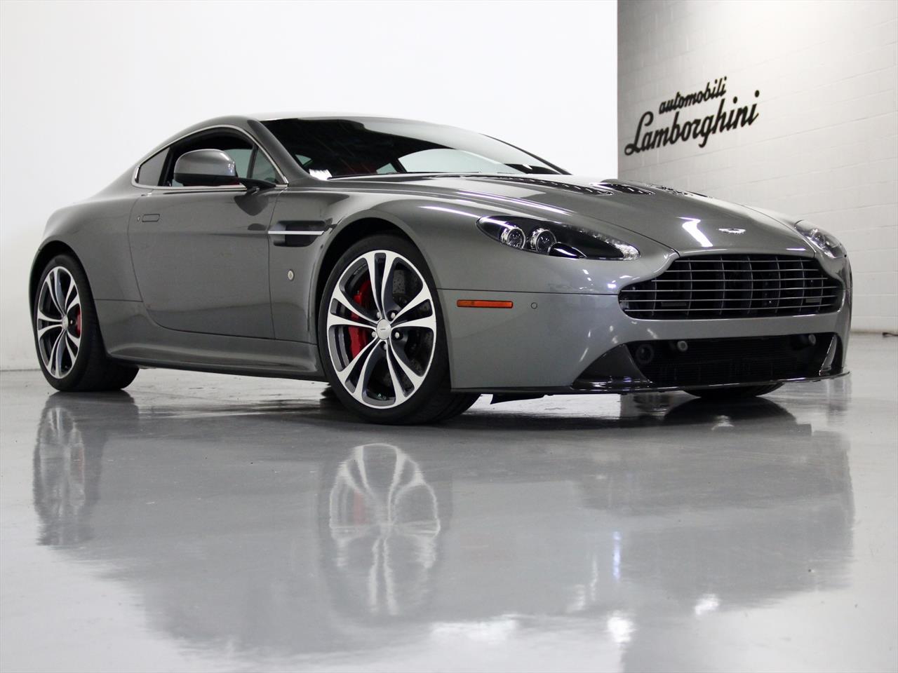 2012 Aston Martin Vantage V12 Coupe