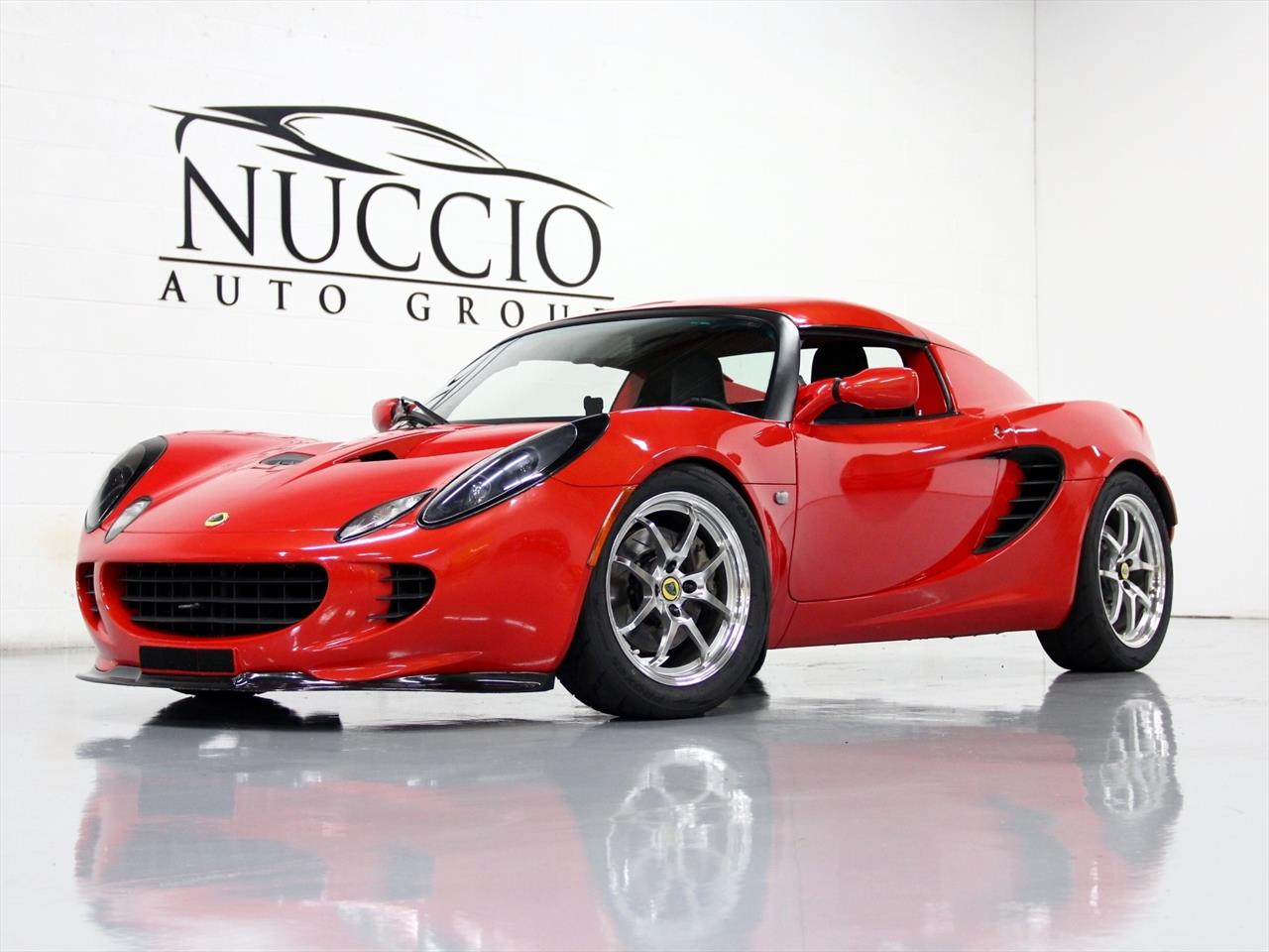 2006 Lotus Elise Super Charged