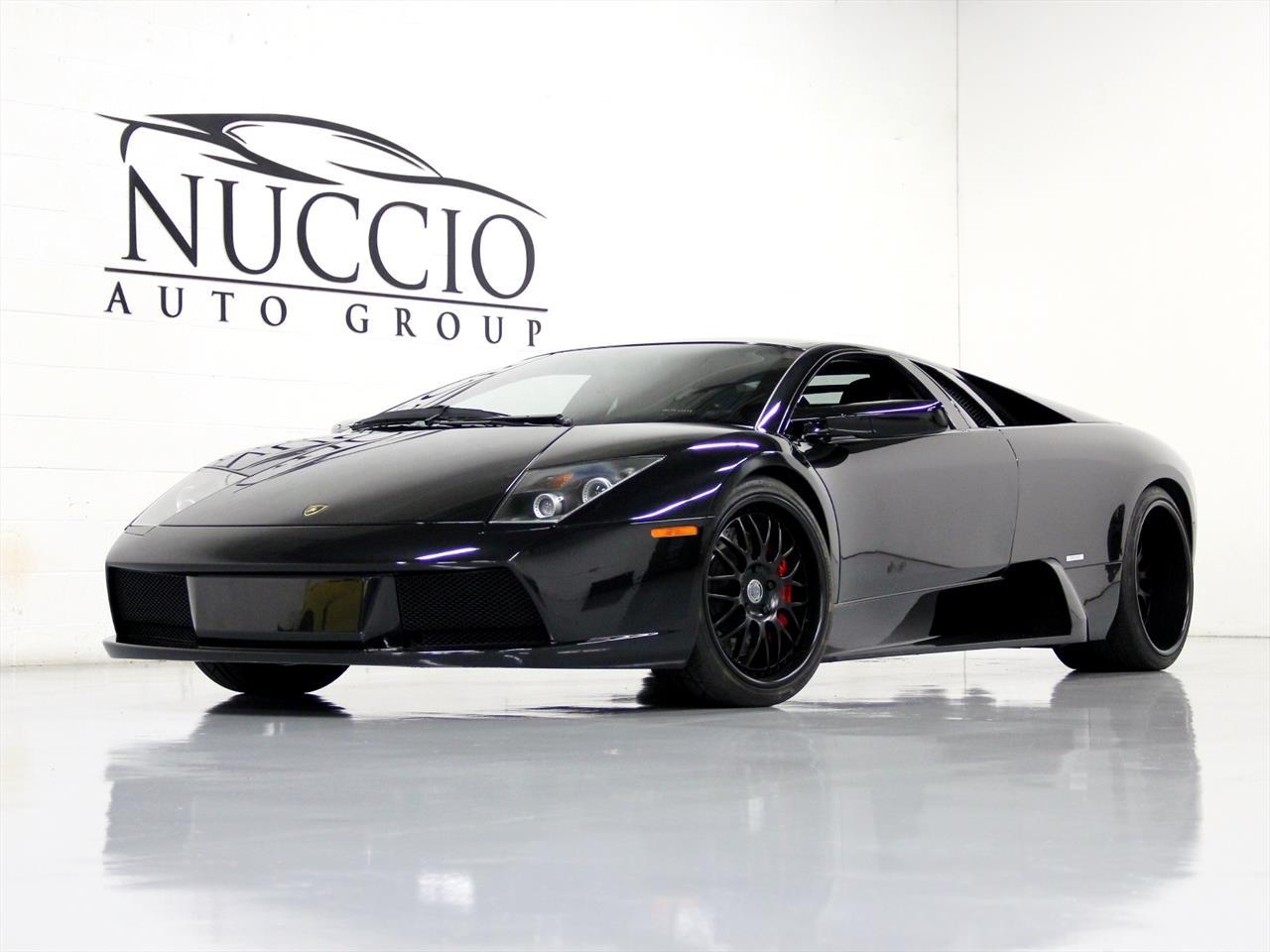 2002 Lamborghini Murcielago Coupe