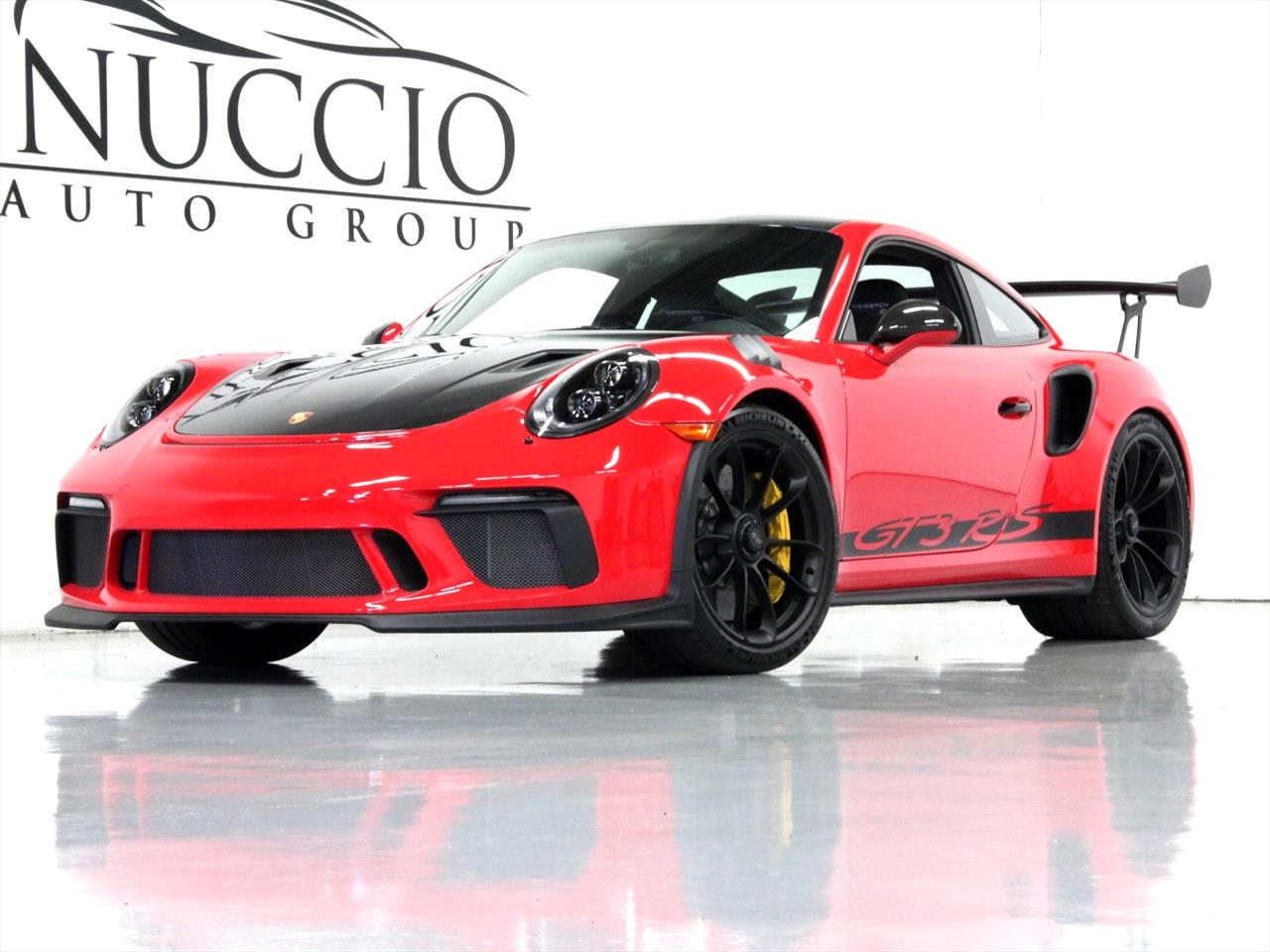 2019 Porsche 911 GT3 RS w/ Weissach Package
