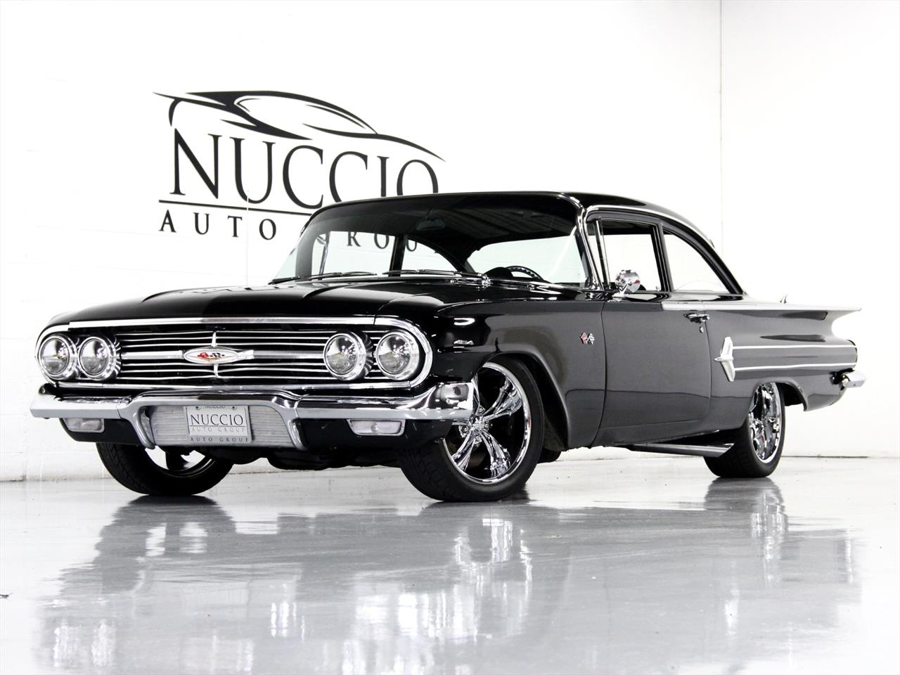 1960 Chevrolet 2dr Coupe