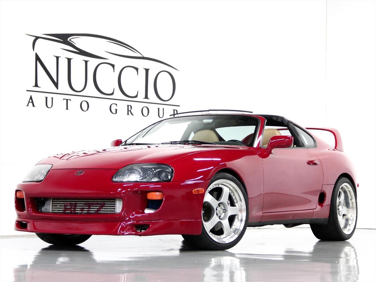 1995 Toyota Supra Twin Turbo