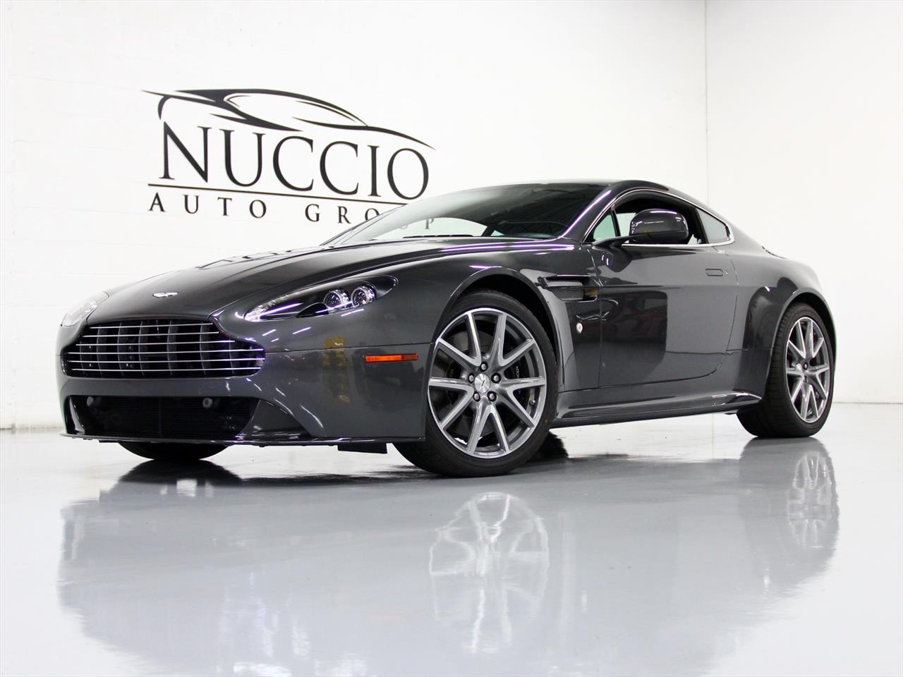 2012 Aston Martin Vantage S