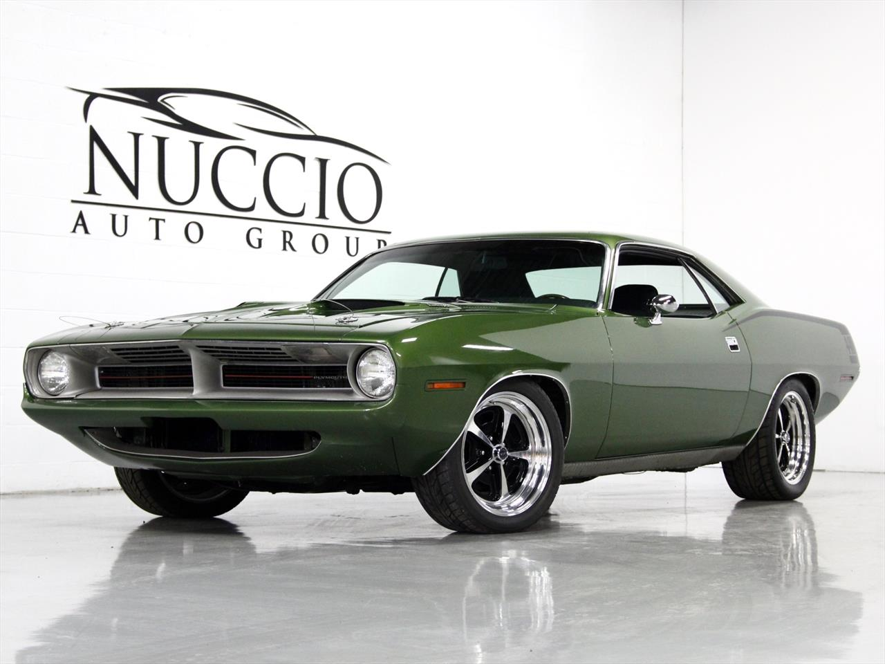 1970 Plymouth Barracuda 440 6 Pack