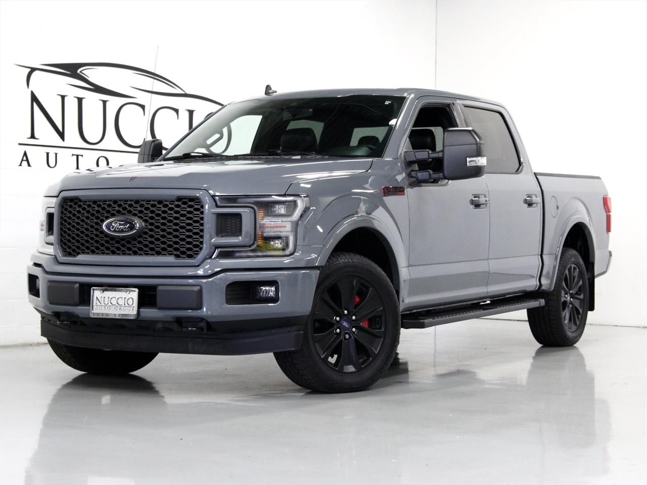 2019 Ford F-150 4x4 Supercrew
