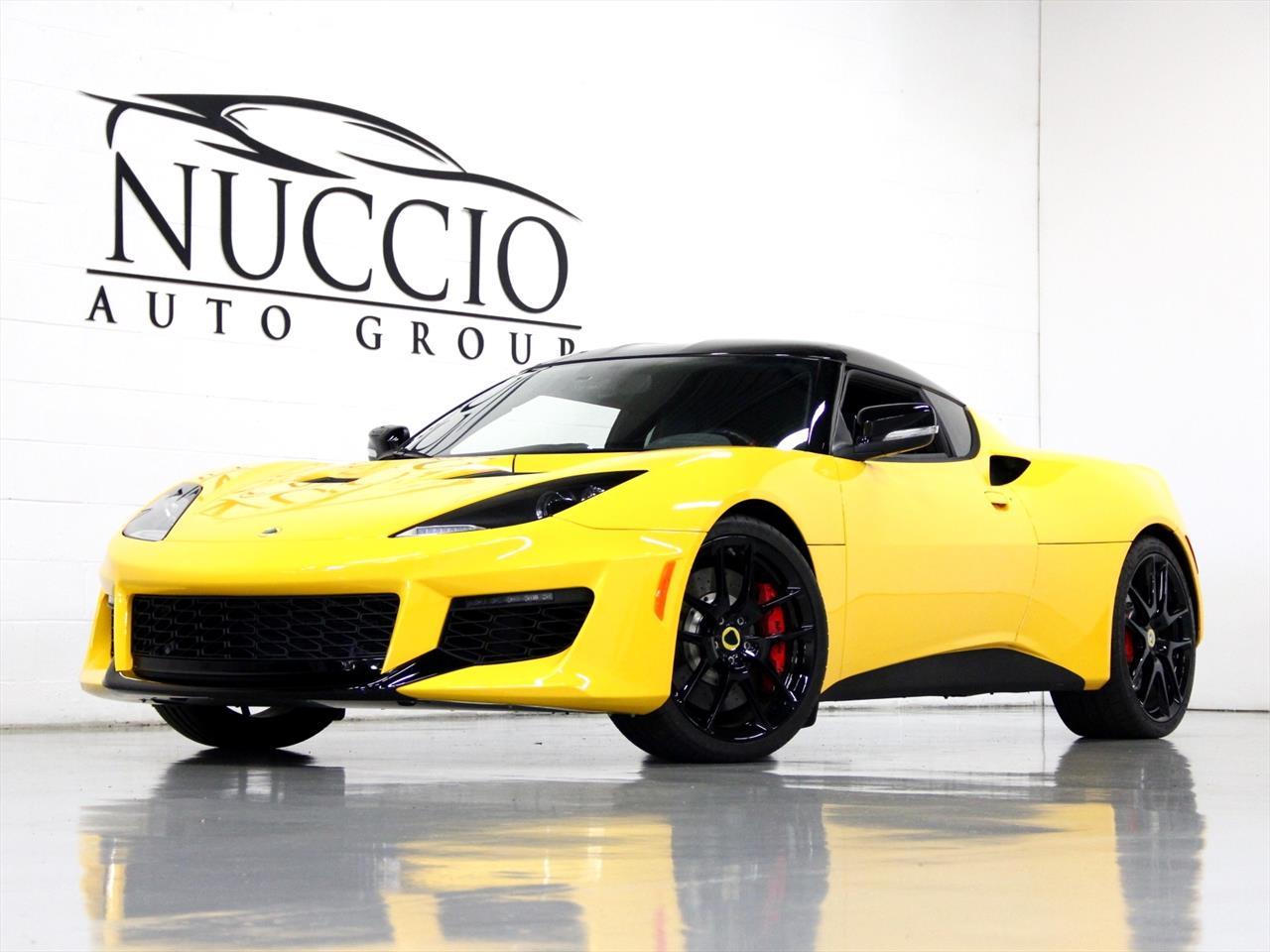 2017 Lotus Evora 400 2+2