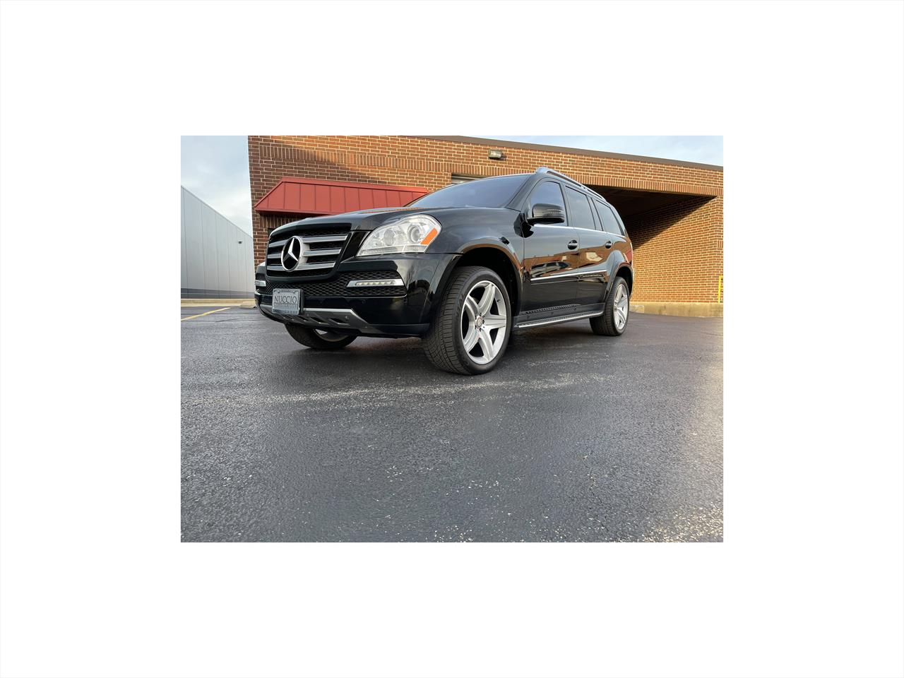 2011 Mercedes Benz GL550 4 Matic