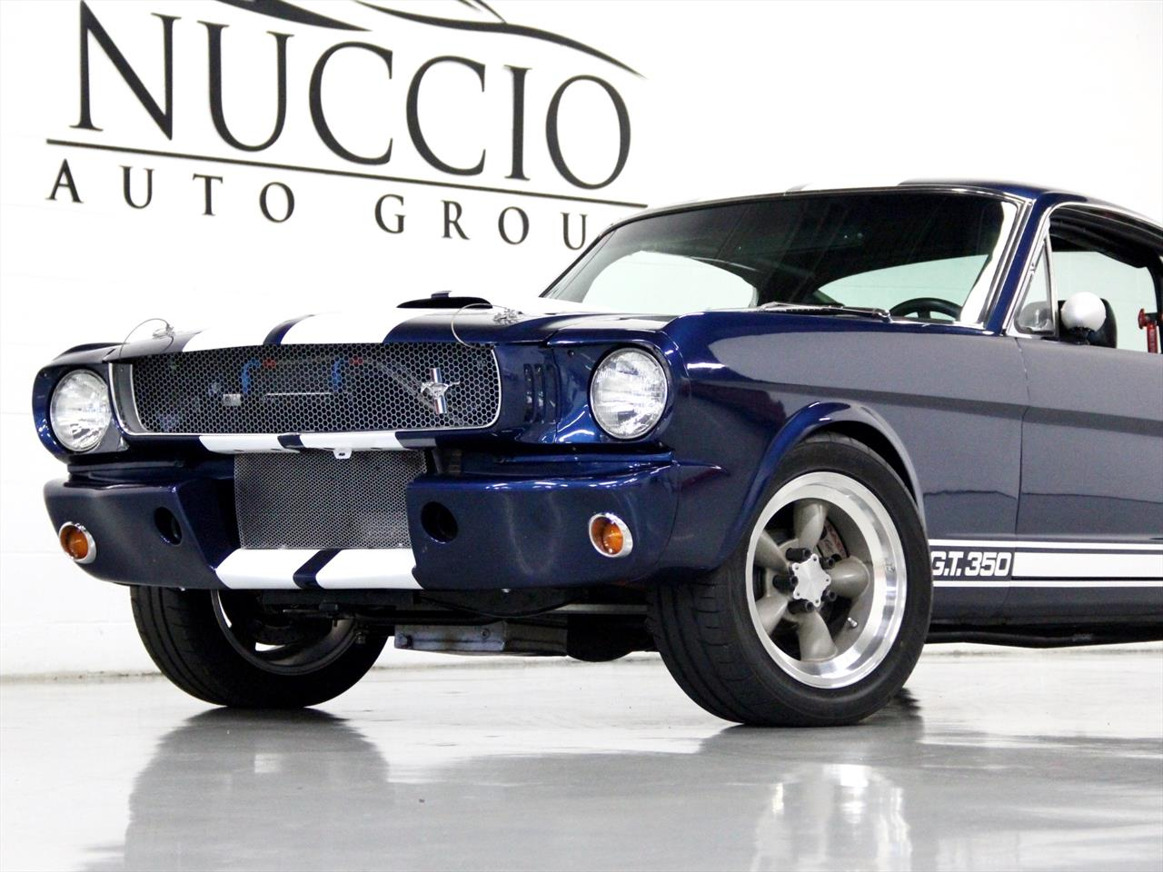1965 Ford Mustang Shelby GT 350R Tribute