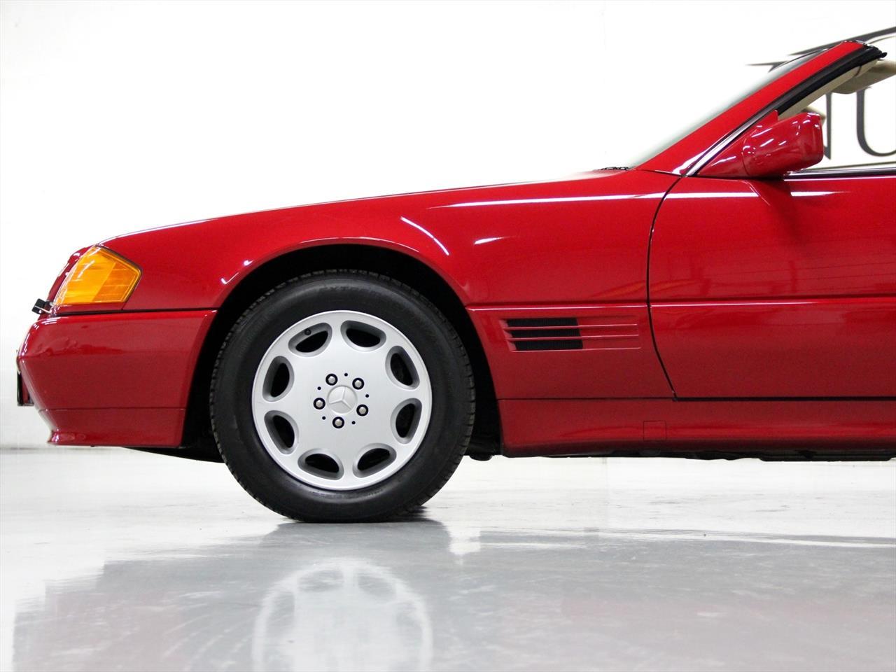 1994 Mercedes Benz SL500