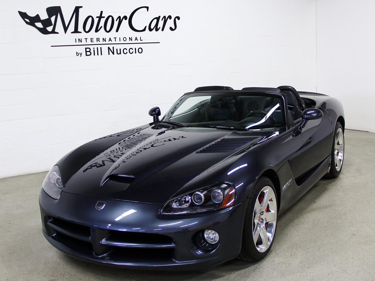 2006 Dodge Viper SRT10 Convertible