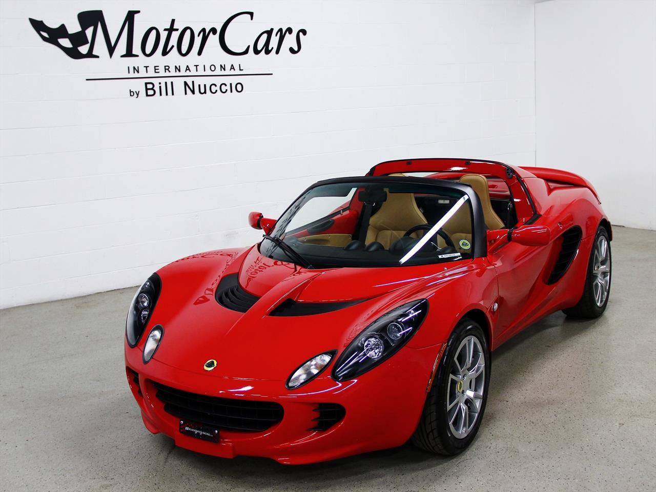 2009 Lotus Elise SC