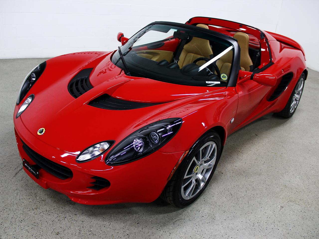 2009 lotus elise sc. Black Bedroom Furniture Sets. Home Design Ideas