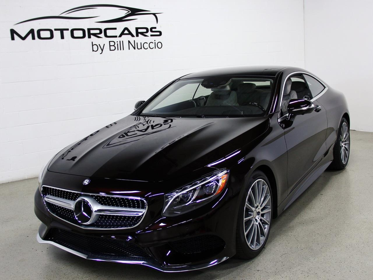 2015 mercedes benz s550 4matic coupe for Mercedes benz s550 4matic