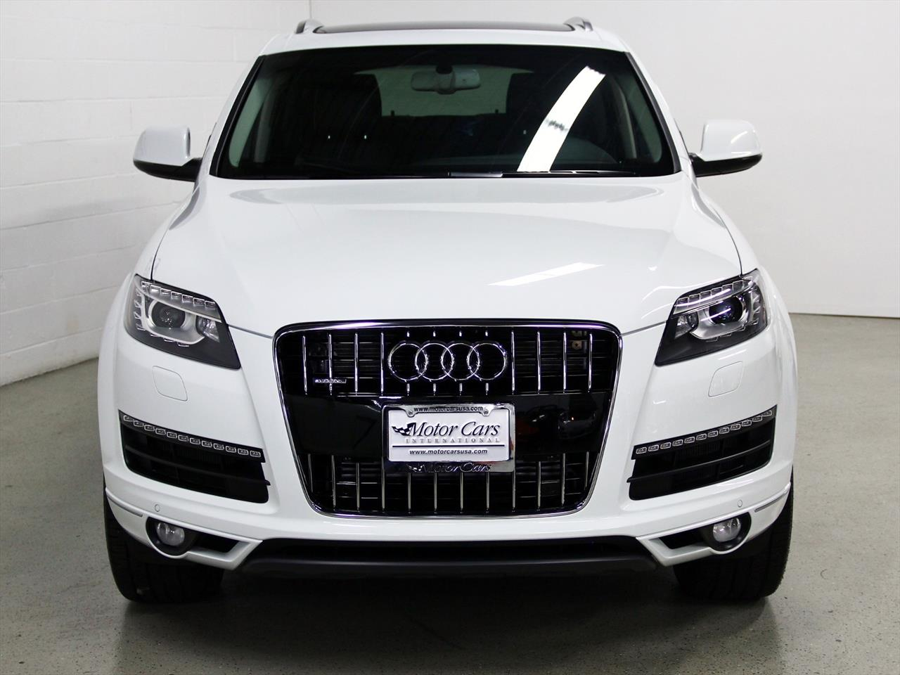 2015 audi q7 3 0t quattro tiptronic. Black Bedroom Furniture Sets. Home Design Ideas