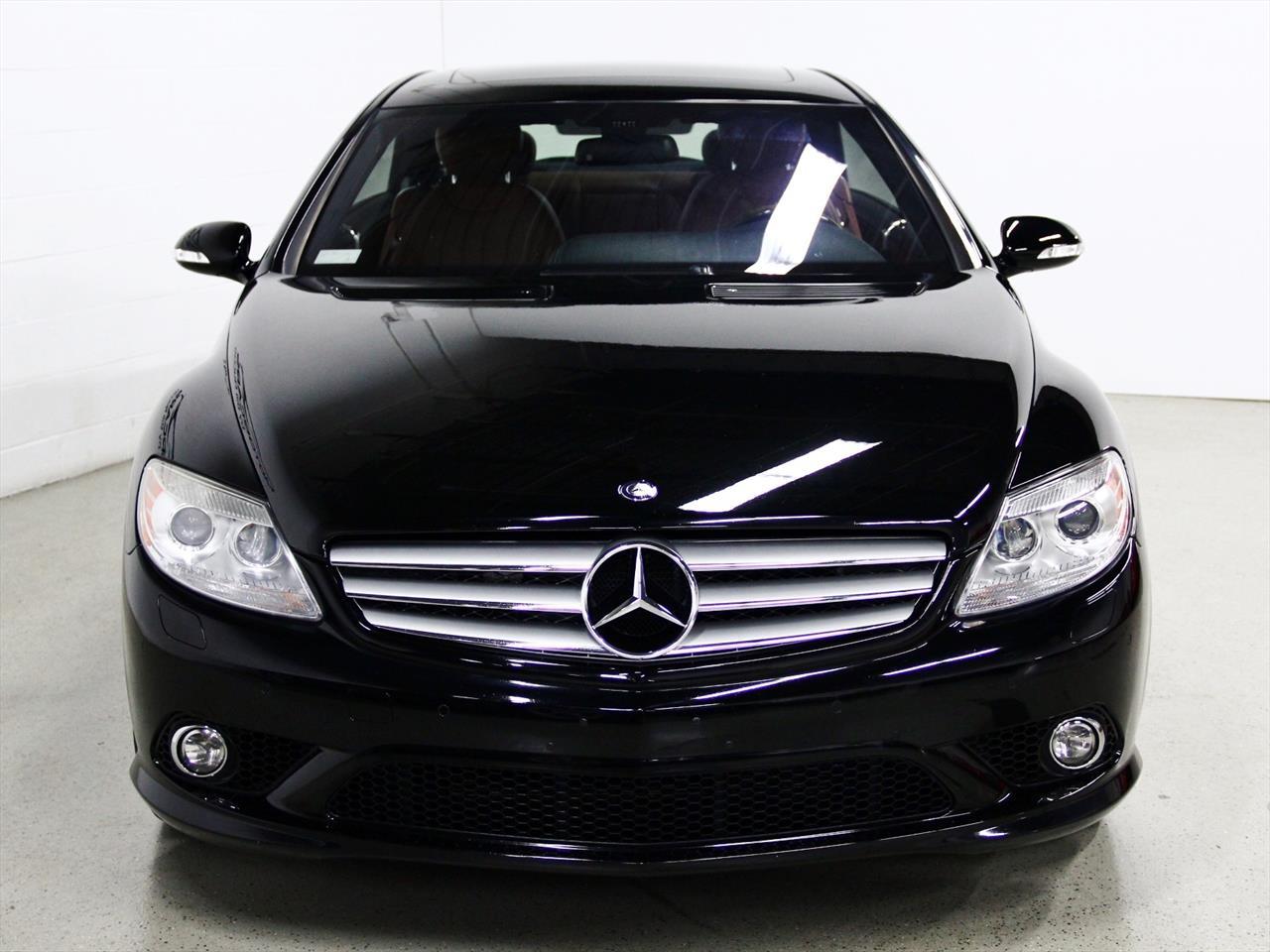 2008 Mercedes Benz Cl 550 Cl550