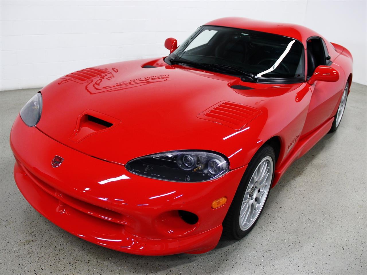 2001 Dodge Viper Gts Acr