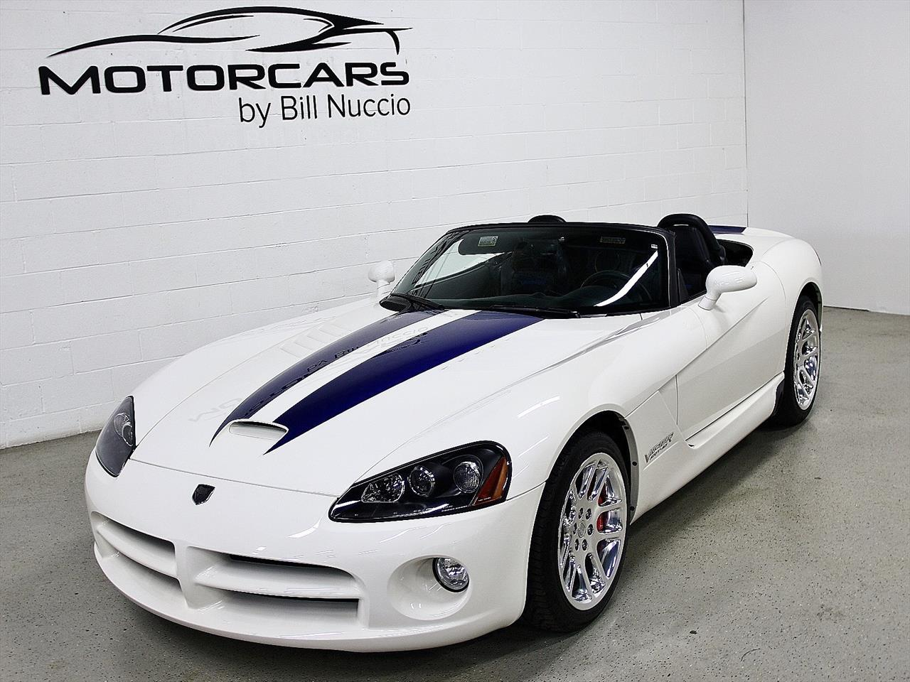 2005 Dodge Viper SRT 10 Convertible Commemorative Edition