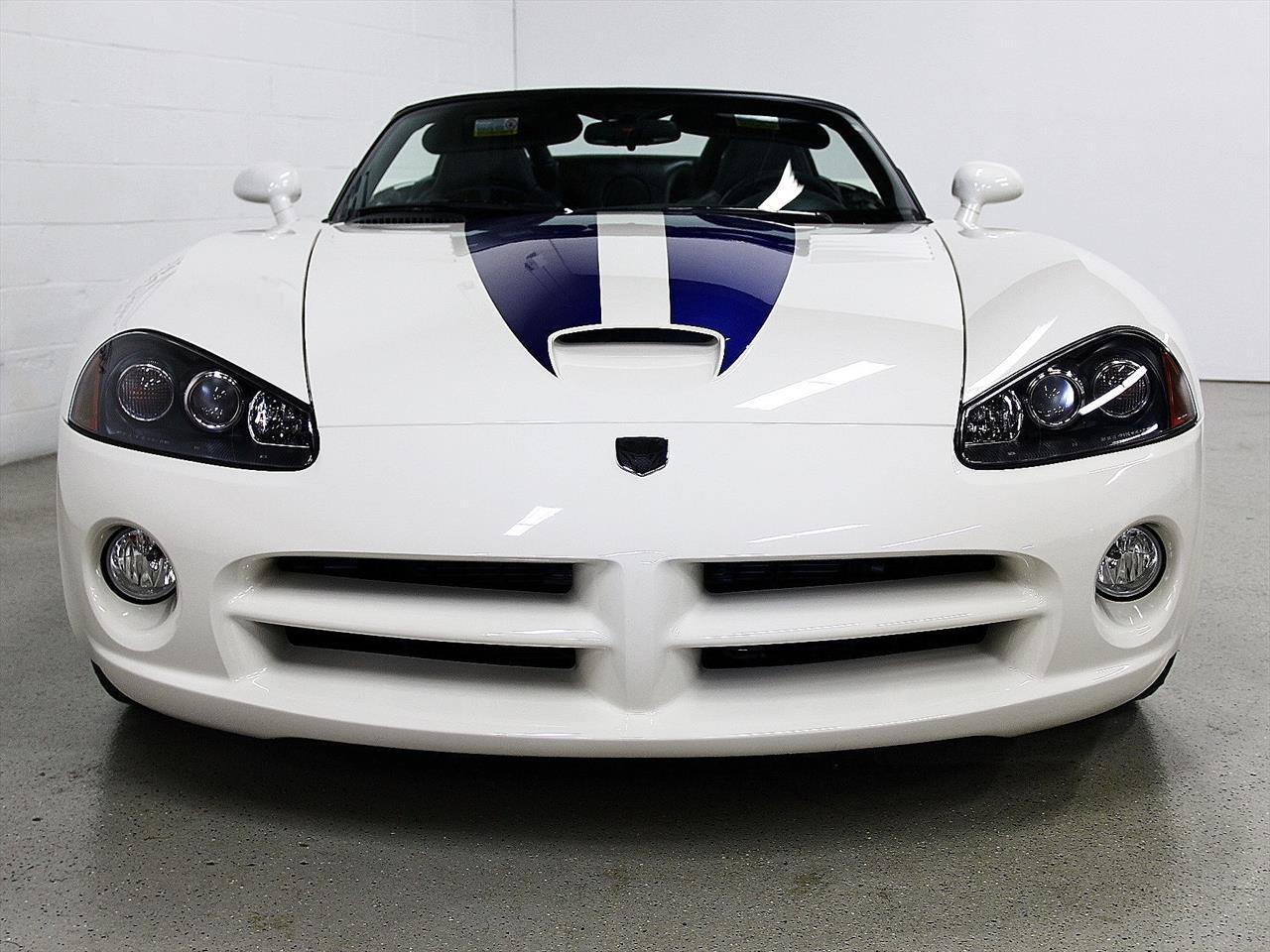 2005 Dodge Viper SRT 10 Convertible Commemorative Edition