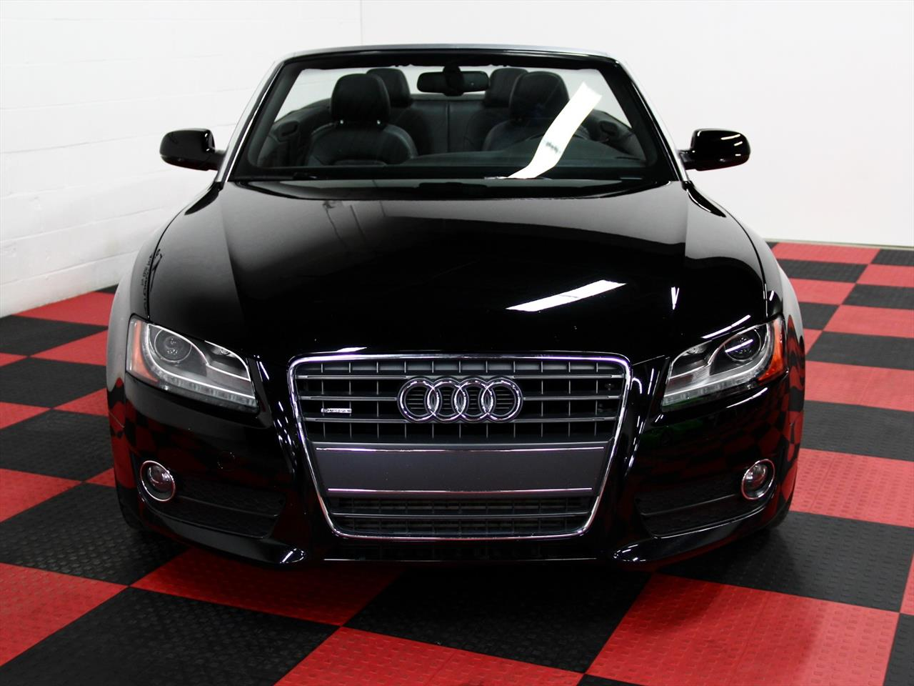 2012 audi a5 2 0 tfsi quattro cabriolet. Black Bedroom Furniture Sets. Home Design Ideas